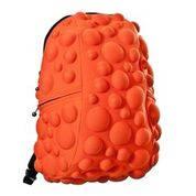 Рюкзак ортопедический школьный MadPax Bubble Full цвет Orange Crush (оранжевый), фото 2
