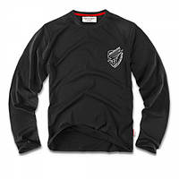 Футболка лонгслив Dobermans Aggressive Corps 33 v2 Black
