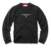 Футболка лонгслив Dobermans Aggressive Shield Black