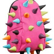 Брендовый рюкзак MadPax Rex Full цвет Pink Multi (розовый мульти)