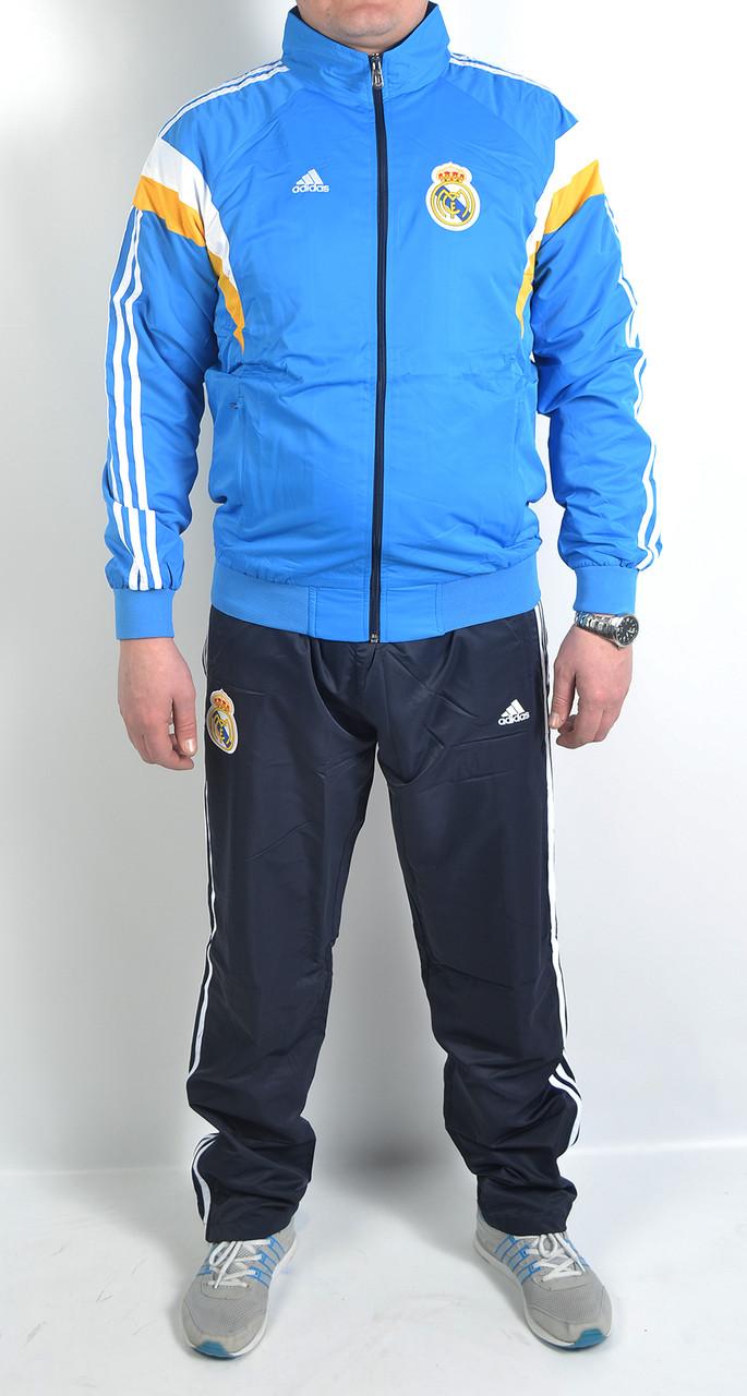 4447512cdafffa Чоловічий оригінальний спортивний костюм Adidas - Real Madrid - 123-4