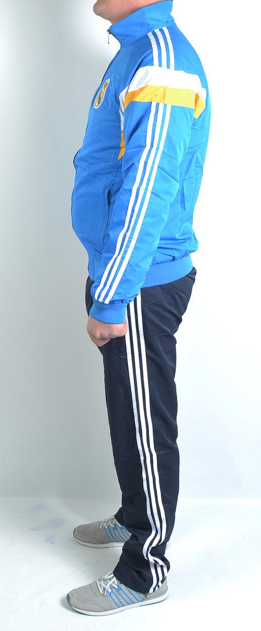 44ac25e1af5bbb ... Чоловічий оригінальний спортивний костюм Adidas - Real Madrid - 123-4,  ...
