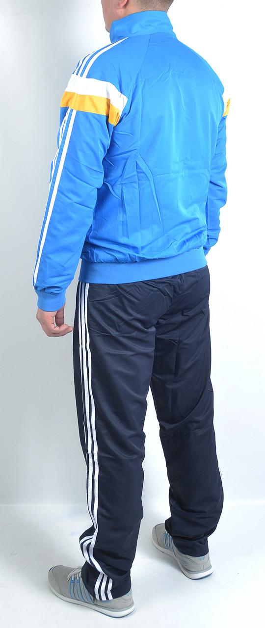 f1138605fbf086 ... Чоловічий оригінальний спортивний костюм Adidas - Real Madrid - 123-4,  фото 4 ...