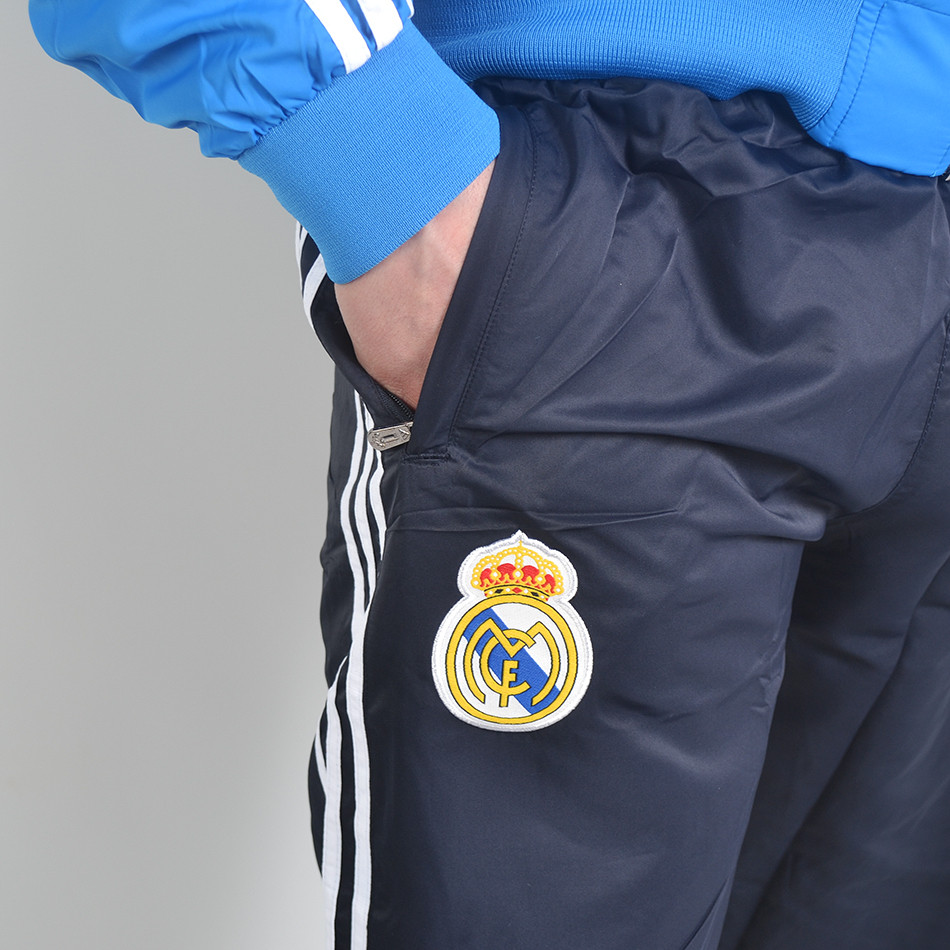 d0f008a9801899 ... Чоловічий оригінальний спортивний костюм Adidas - Real Madrid - 123-4,  фото 9
