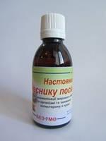 Настойка чеснока посевного 50 мл. При нарушениях пищеварения, атеросклерозе, гриппе
