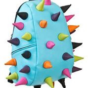 Фирменный рюкзак MadPax Rex Full цвет Aqua Multi (голубой мульти)