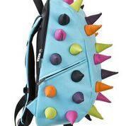 Фирменный рюкзак MadPax Rex Full цвет Aqua Multi (голубой мульти), фото 2