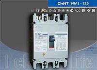 Автоматический выключатель NM1-250S 160А 3-пол.