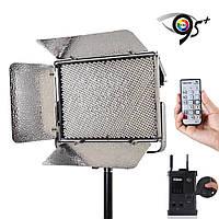 Светодиодная панель Light Storm 1c (Бидиодная) V mount