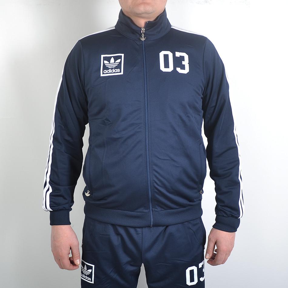 6fb878dc16ed48 Чоловічий оригінальний спортивний костюм Adidas 03 - 123-6, цена 969 грн.,  купить Хмельницький — Prom.ua (ID#256344120)