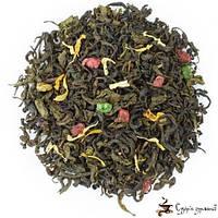 Зеленый ароматизированный чай Teahouse Манговый рай, фото 1
