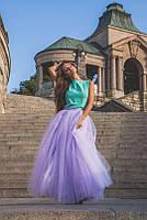 Жіноча Довга спідниця - пачка, достуны всі кольори, фото 5