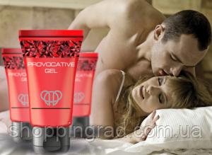 Provocation Gel. Интимная гель-смазка для усиления оргазма - интернет-магазин «ShoppinGrad» в Киеве