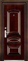 """Двери входные """"А-021"""" металлическая"""