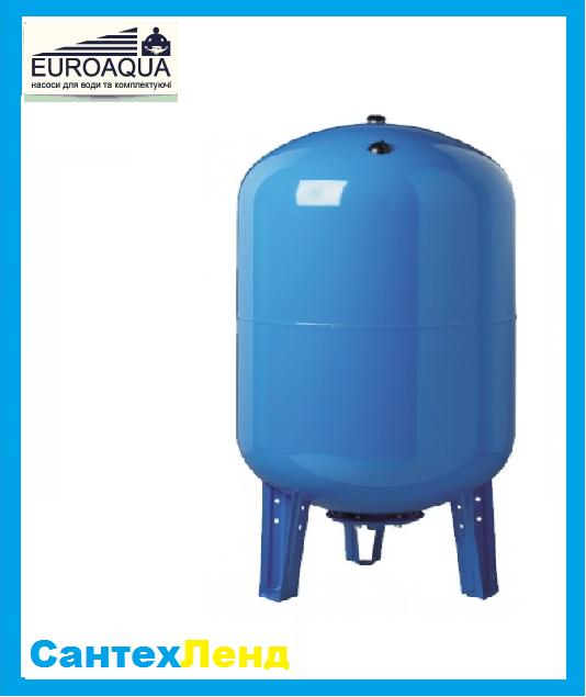 Гидроаккумулятор Euroaqua 80 Л (Вертикальный)