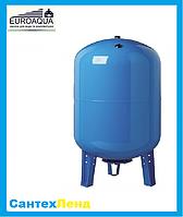 Гидроаккумулятор Euroaqua 80 Л (Вертикальный), фото 1