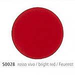 Термопленки флок Siser STRIPFLOCK bright red ( термопленки Сисер СТРИПФЛОК ярко-красный )
