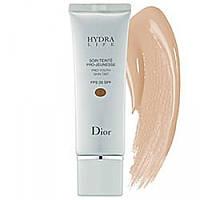 Увлажняющий тонирующий крем - Cristian Dior Hydra Life Pro-Youth Skin Tint SPF 20 тестер