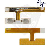 Шлейф для Fly IQ238 кнопок звонка (оригинальный)