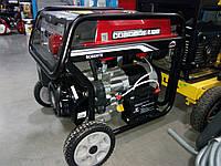 Генератор 3-фазный Vulkan SC 8000 TE (7 кВт, стартер)