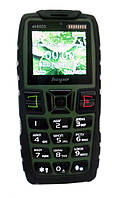 Защищенный Телефон Power Bank Land Rover AK8000, 2 Sim, 5000 мАч