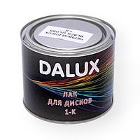 Краска для дисков Dalux 0,5л, черный блеск