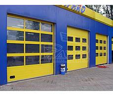 Промышленные панорамные ворота Tecsedo, фото 2