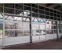 Промышленные панорамные ворота Tecsedo, фото 3