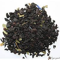 Черный ароматизированный чай Teahouse Черника в йогурте