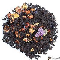 Черный ароматизированный чай Teahouse Брызги шампанского