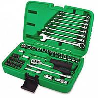 Набор инструмента Toptul 1/4 + ключи 49ед. GCAI4901