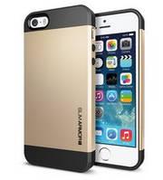 Чехол SGP Slimarmor для iPhone 5/5s, золотой