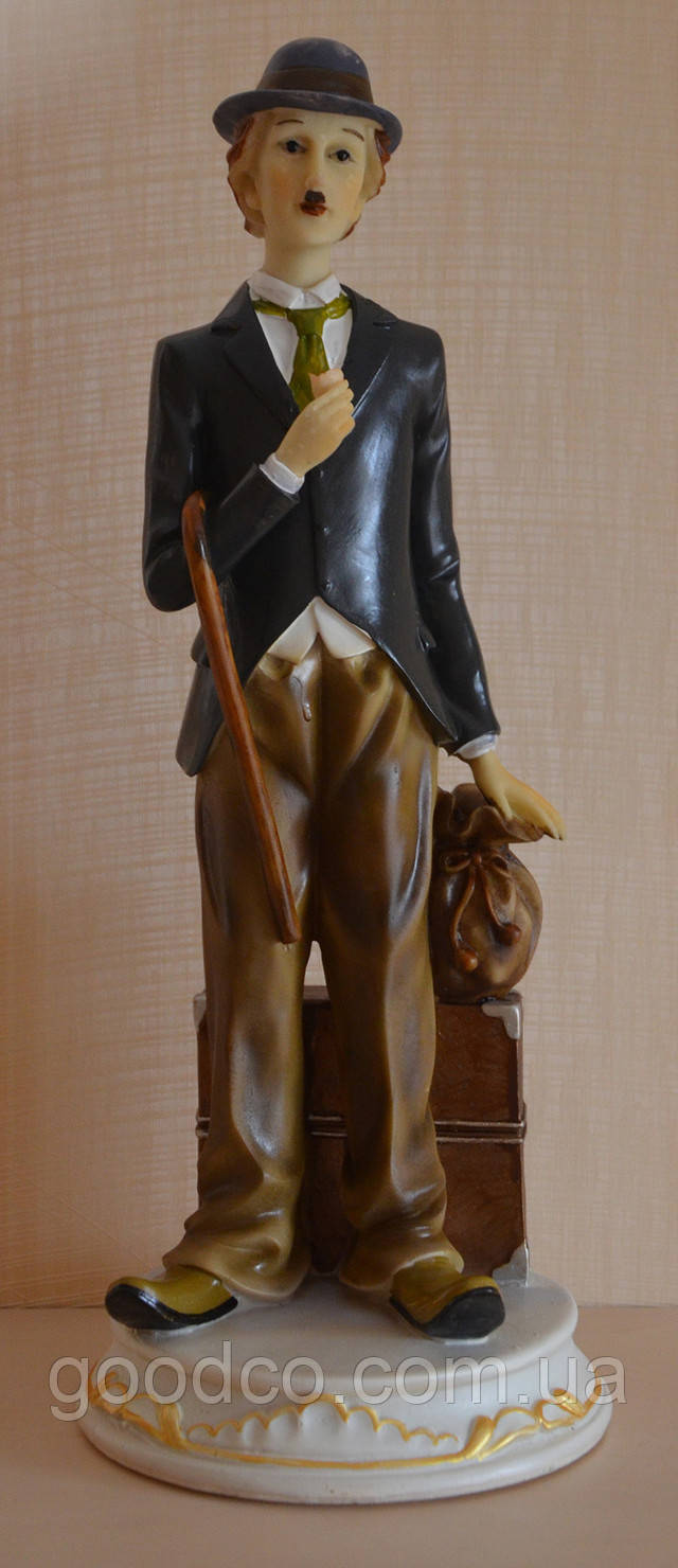Статуетка Чарлі Чапліна (фото)