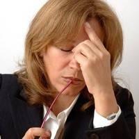 При климактерическом синдроме (климаксе / менопаузе)