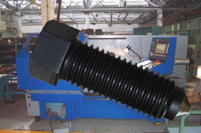 Установочный винт с шестигранной головкой и коническим концом DIN 564 | Фотографии принадлежат предприятию Крепсила