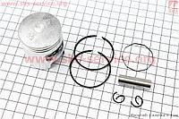 Поршень 41 мм +1,00 кольца, палец на скутер Honda TACT (SA50)
