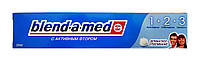 Зубная паста Blend-a-med 3-Эффект Деликатное отбеливание - 50 мл.