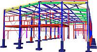 Комплексный расчет зданий и сооружений