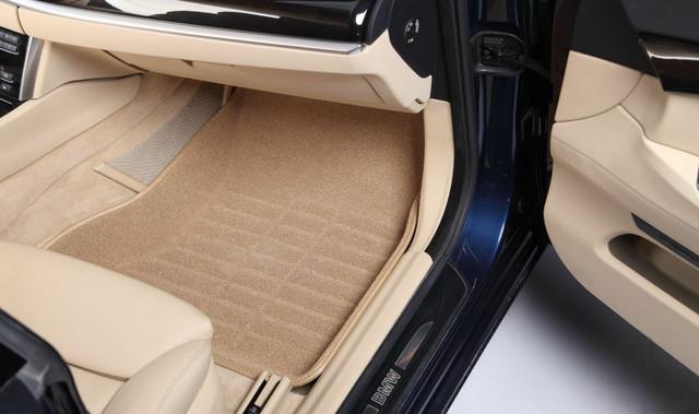 Выбрать текстильный коврик в автомобиль