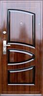 """Двери входные """"А - 008"""" металлическая тефлон"""
