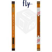 Шлейф для Fly IQ255 Pride, межплатный (оригинальный)