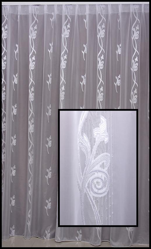 Купити не дорогий тюль на вікна( обробка сторін + 40 грн.)