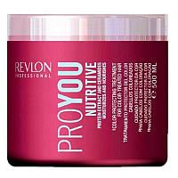 Revlon IHC PRO YOU Маска увлажнение и питание Nutritive Treatment
