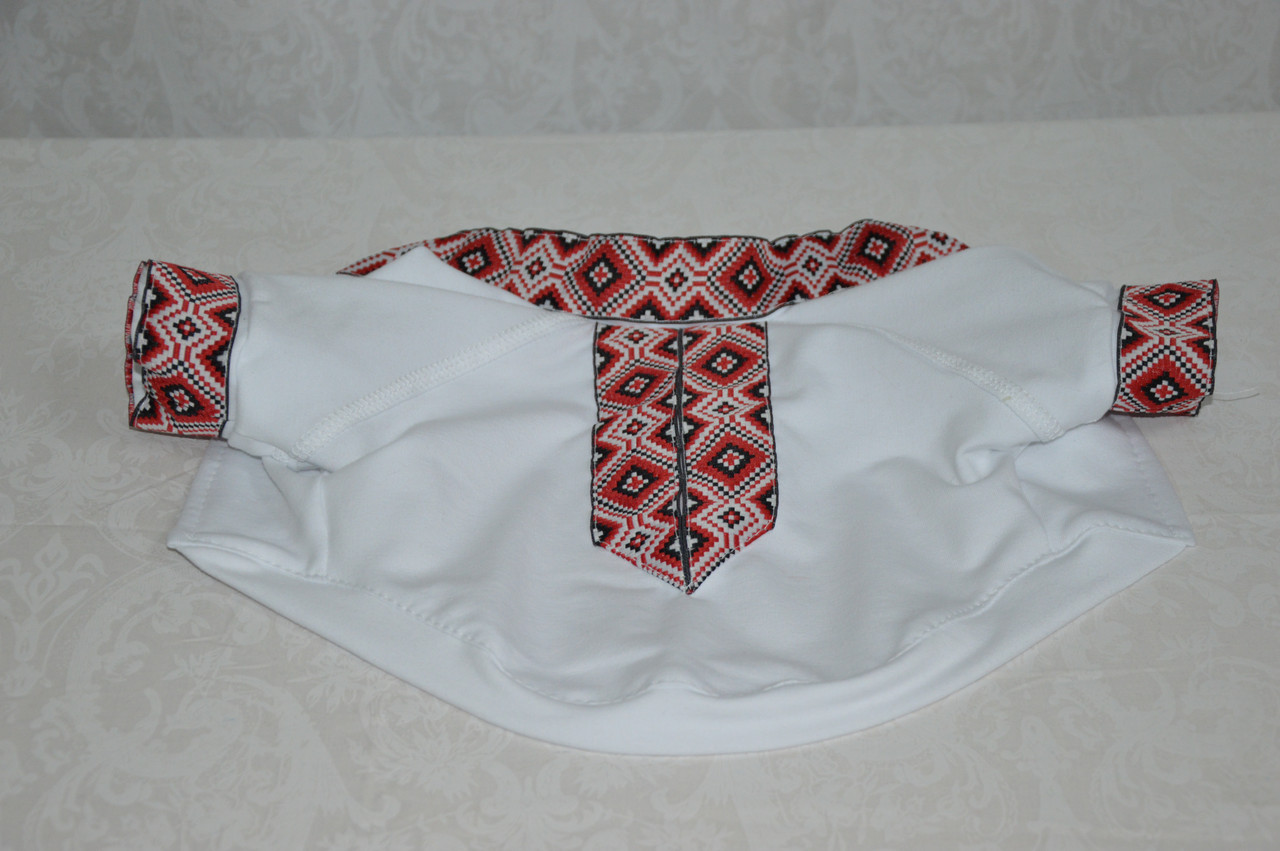 Футболка рубашка  для собак вышиванка    25*27 - BINGO - зоотовары, и снаряжение для охоты в Ровно