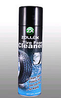 Пенный очиститель шин ZC-218 Zollex 650мл (аерозоль)