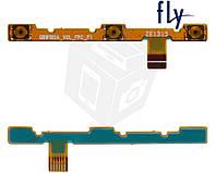 Шлейф для Fly IQ4410 Quad Phoenix, боковых клавиш (оригинальный)