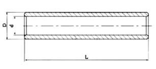 Гильза соединительная GL-150
