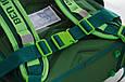 """Ранец школьный с ортопедической спинкой """"Бен 10"""" 551598 зеленый, фото 6"""