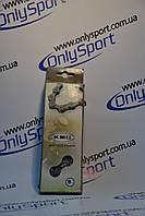 Велосипедная цепь KMC Z99 с замком, фото 1