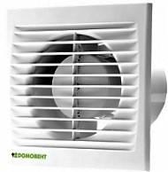 Бытовой приточно-вытяжной вентилятор Домовент 100 С турбо